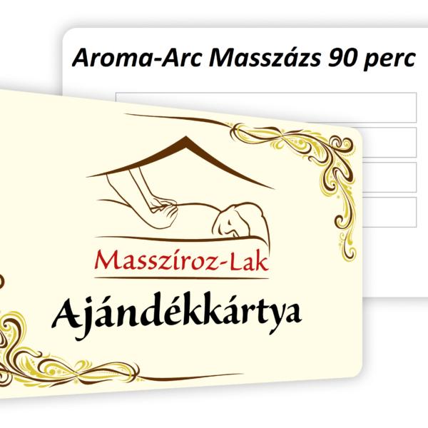 Aroma Arc Masszázs